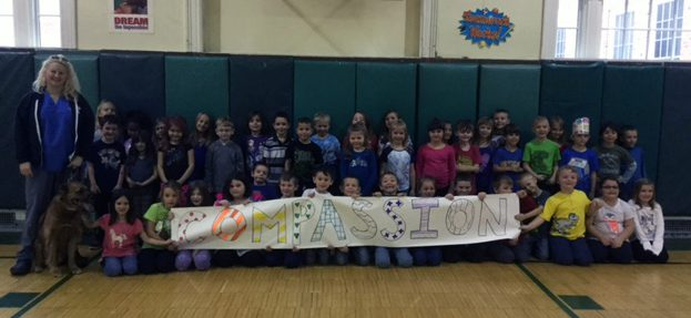 Help BES Students Show Compassion
