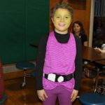 Gallery of Students & Faculty dresses as Superheroes