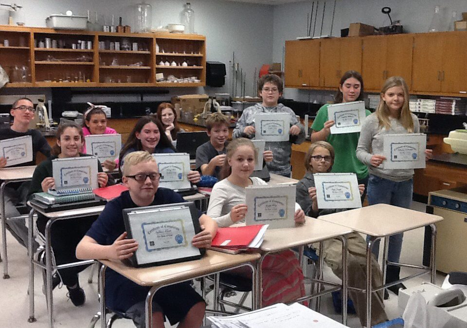 BMS Students Join Hour of Code Movement