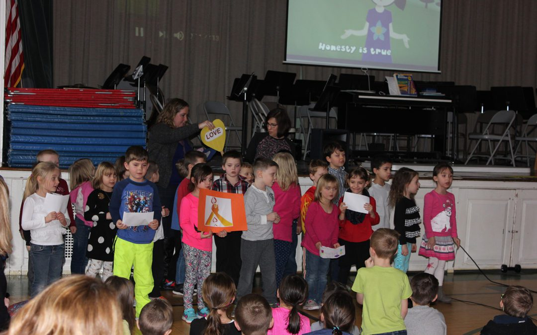 BES Students Learn About Honesty