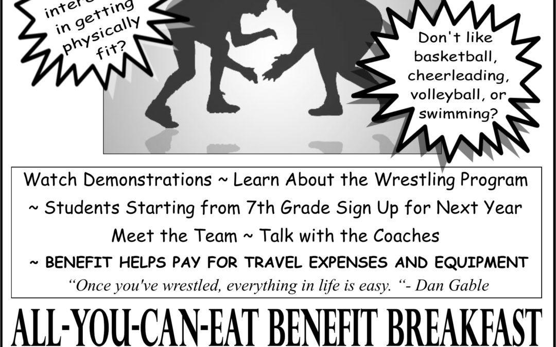 Berlin and New Lebanon Annual Wrestling Expo