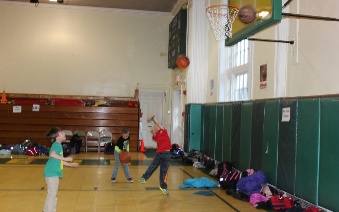 BES Move-A-Thon