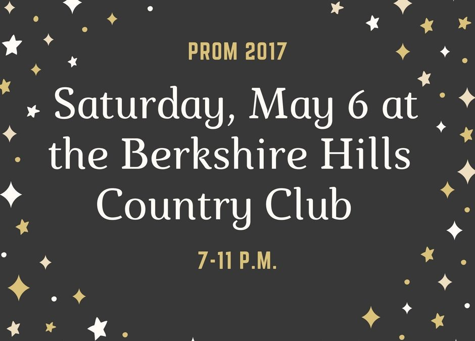 Prom 2017 Tickets on Sale April 6