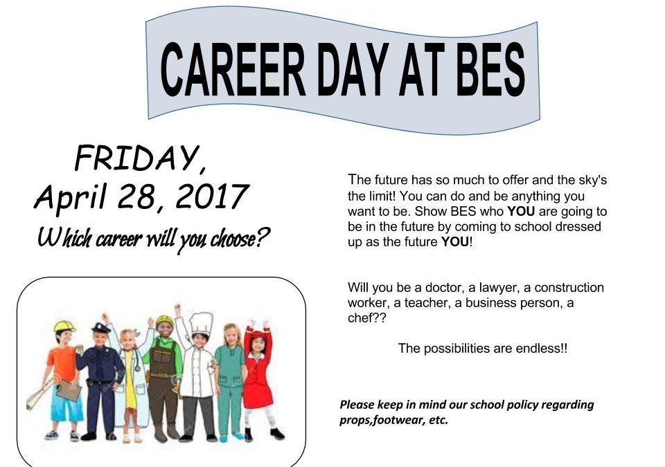 Career Day at BES