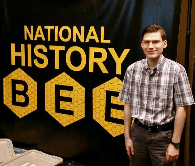 Shoemaker Participates in History Bees