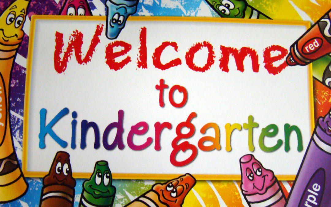 Kindergarten Visiting Day – September 5