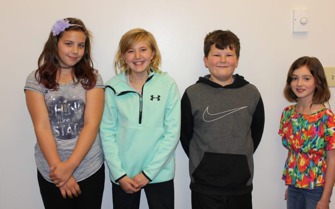 BES Students Selected for RCSMA
