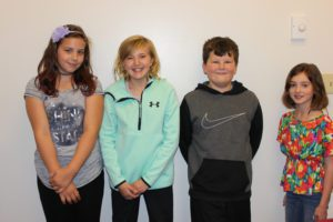 students selected for RCSMA