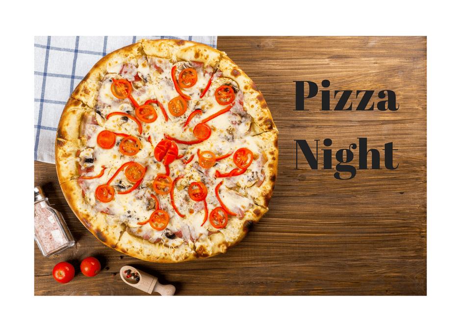 December Pizza Night at Berlin MS/HS