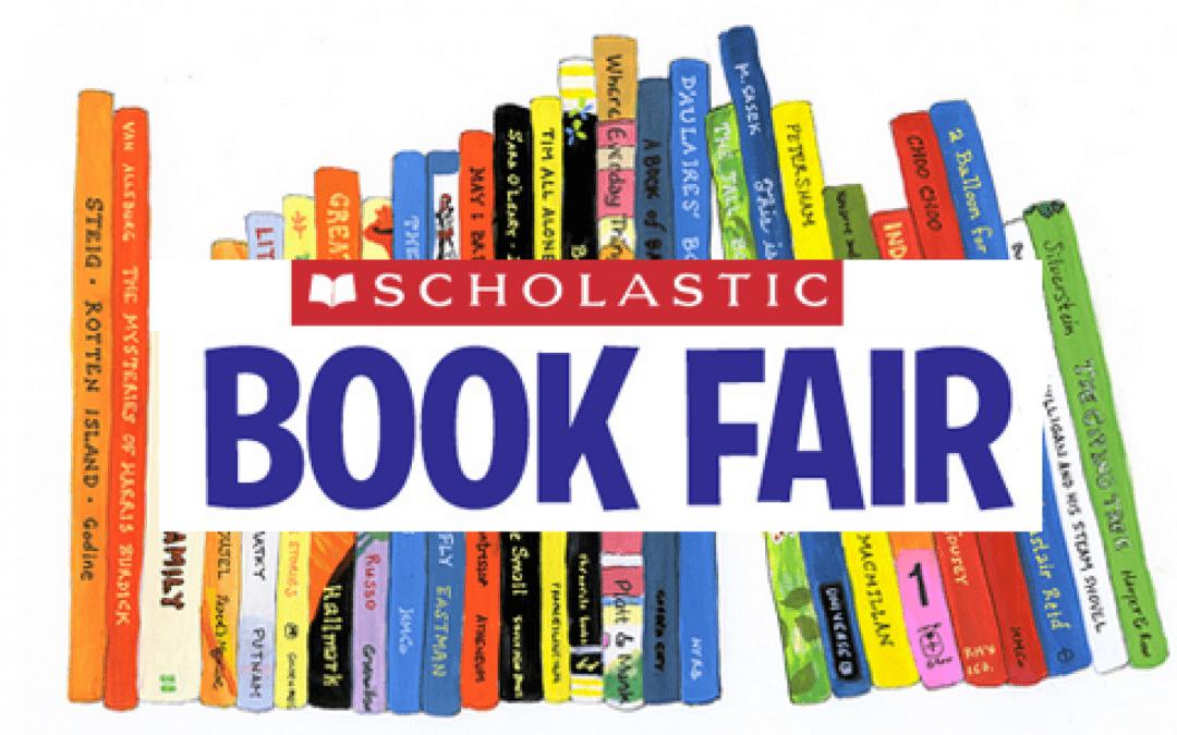 Scholastic Book Fair December 8-20