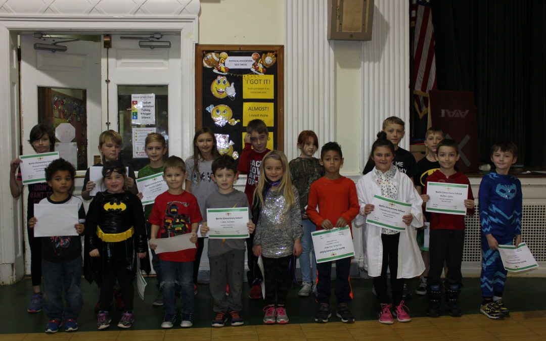 BES January Assembly