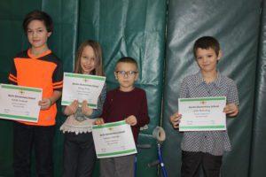Mountain Climber award winners