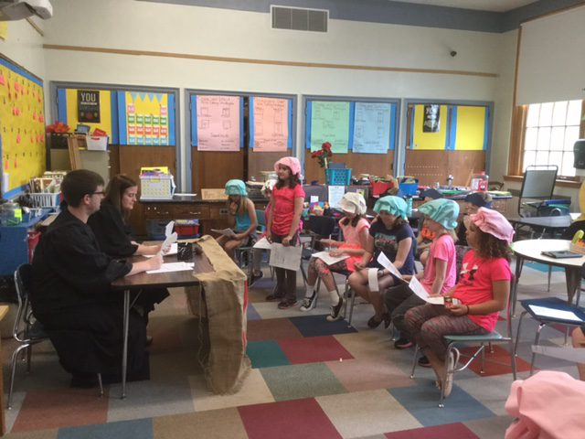 4th Grade Stages Continental Congress