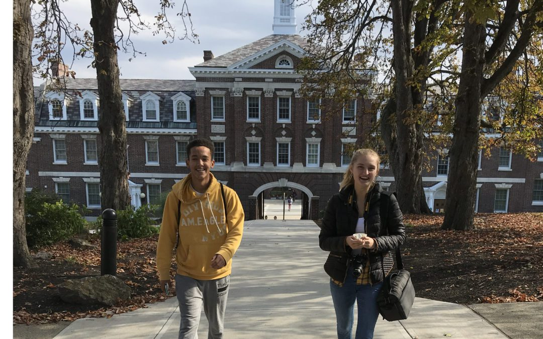 Students Visit RPI to learn about Architecture Program