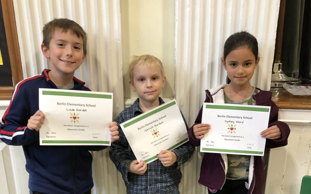 BES Announces Monthly Award Winners