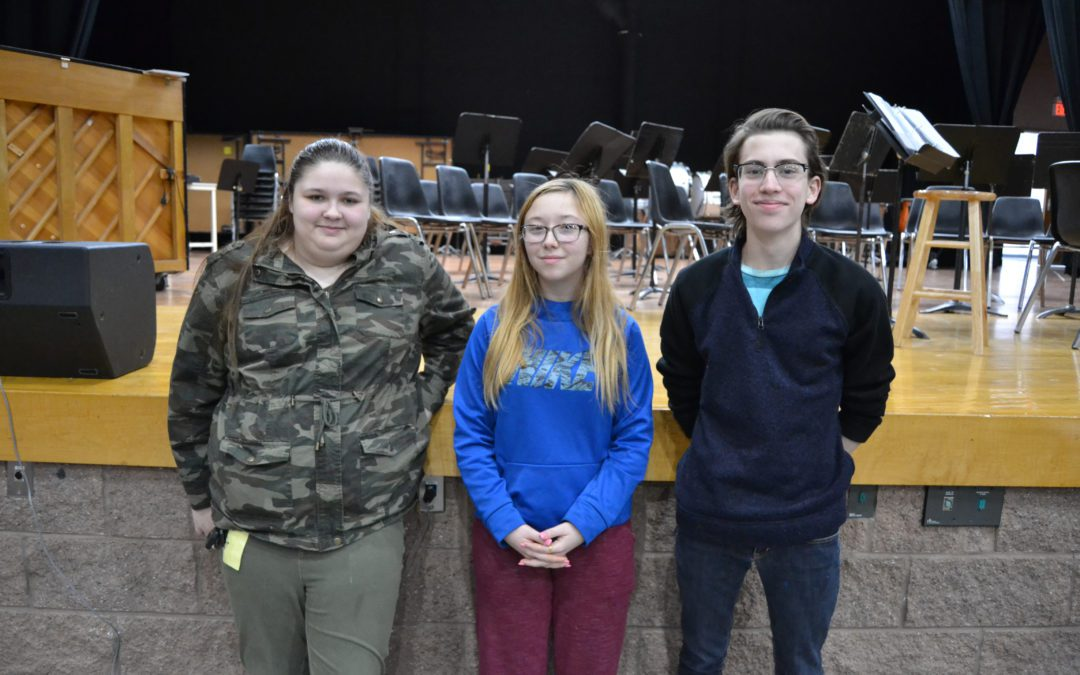 BHS Artists of the Month
