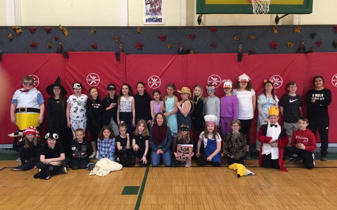 First Annual Drama Club Production at BES