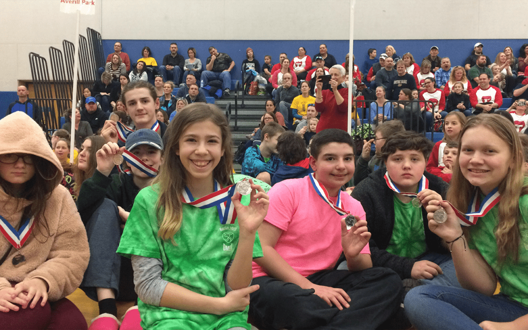 Odyssey of the Mind Tournament Results