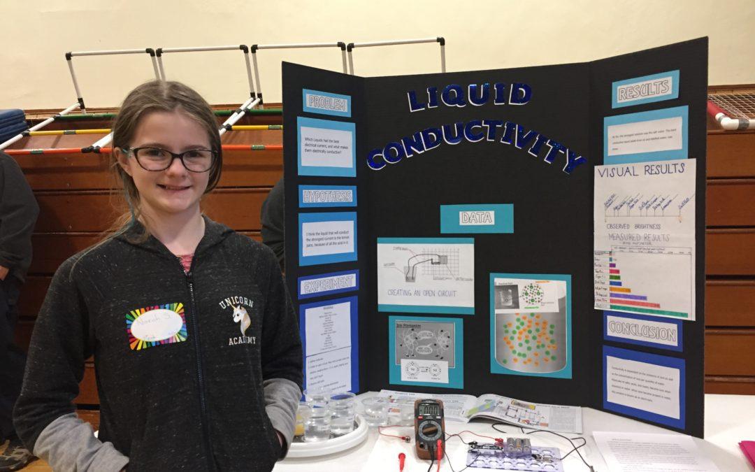 BES's Annual Science Fair