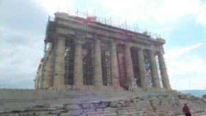 Greece building