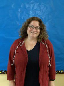 Speech Pathologist Heather Riccardi