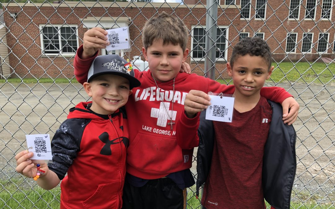BES students complete track unit running 2,226 miles