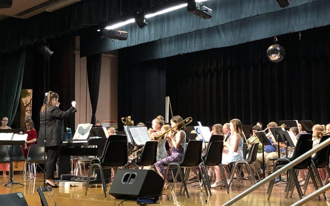 ALL-District Instrumental Concert