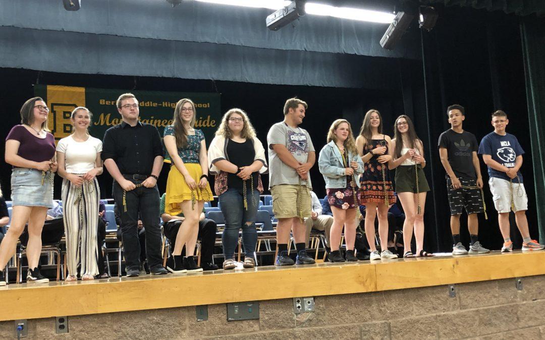 2019 High School Awards Ceremony