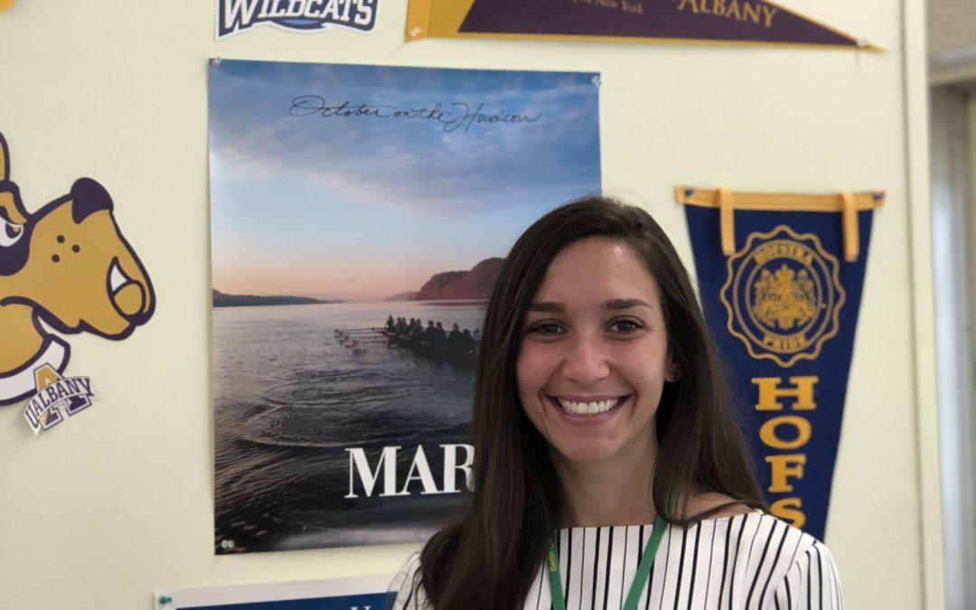 Meet Caroline Testa, MS/HS School Counselor