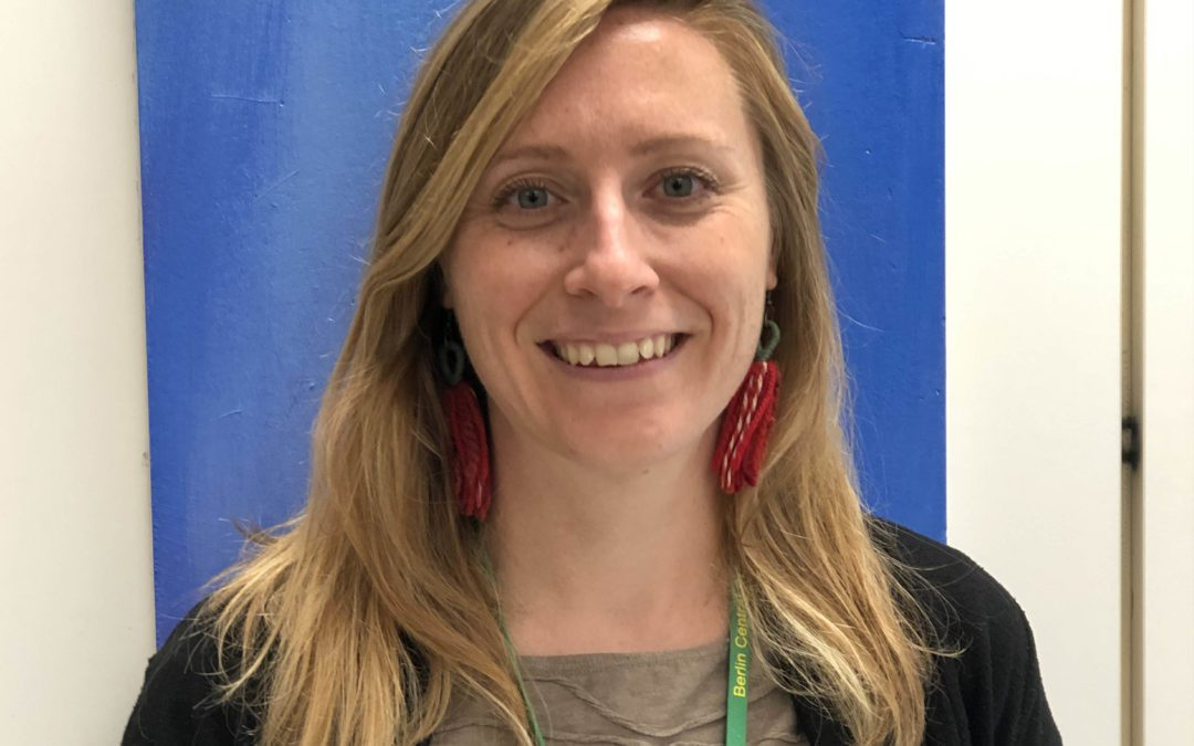 Meet Holly Bloom, MS/HS Art Teacher