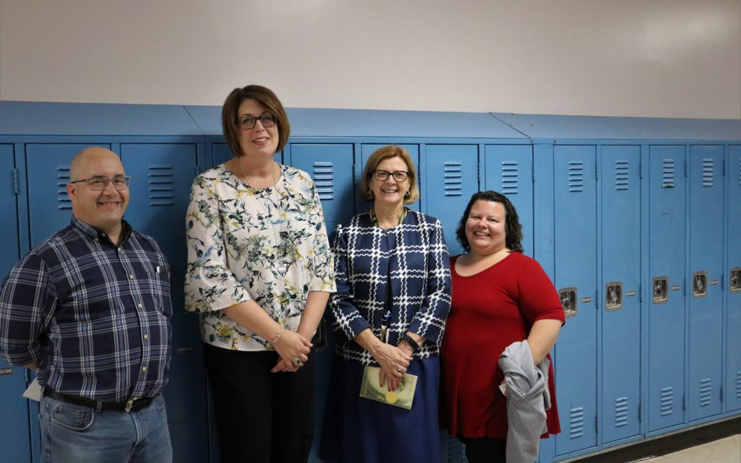 Middle-High School Open House