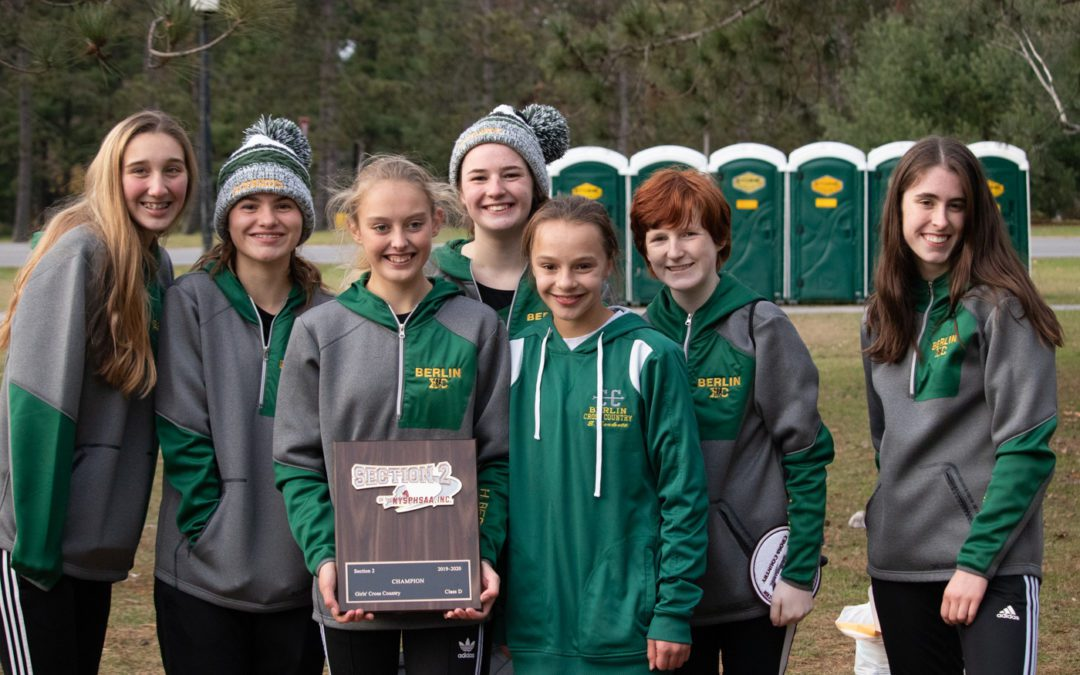 Cross Country Teams Excel at Sectionals