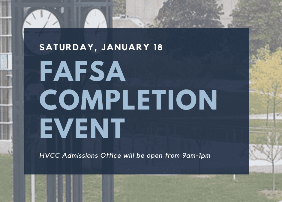 FAFSA night will not be rescheduled