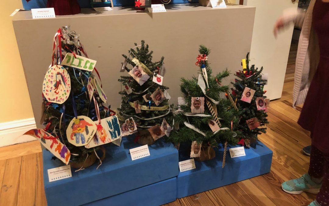 Kindergarten visits Berkshire Museum