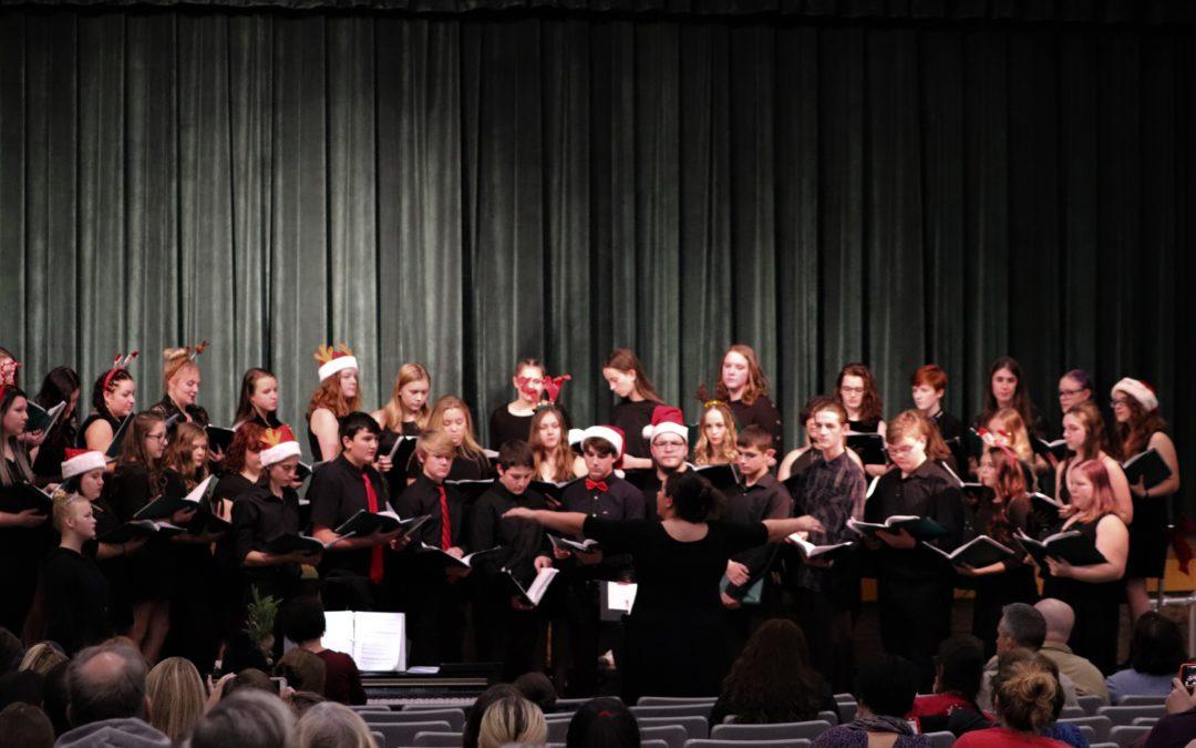 Winter Grades 6-12 Choral Concert