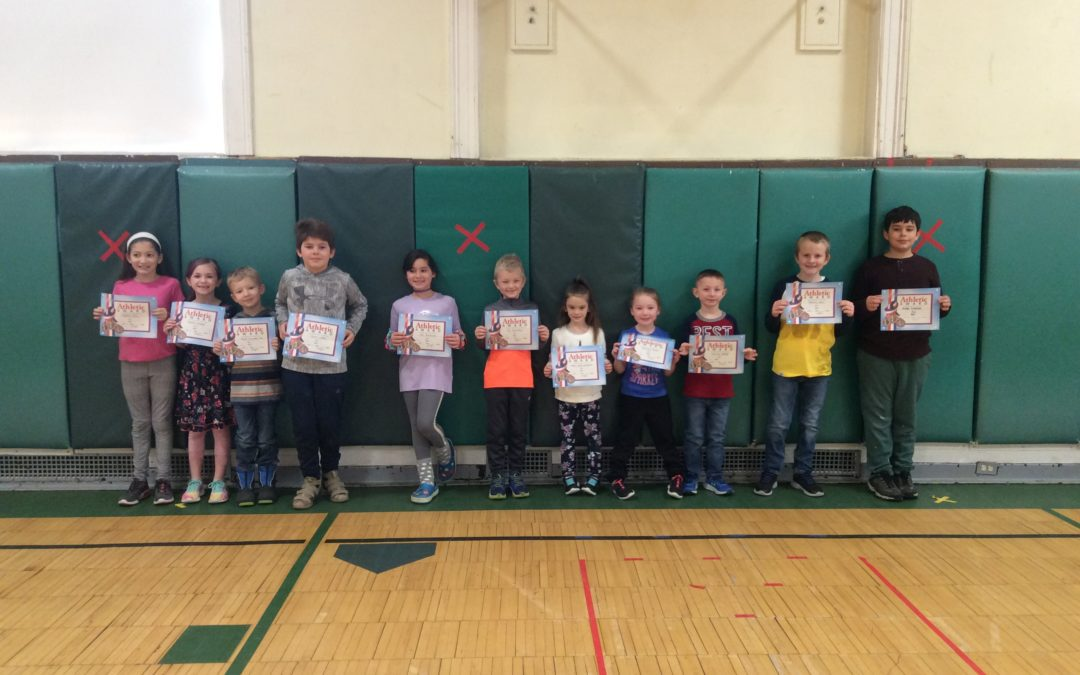 November and December BES PE awards