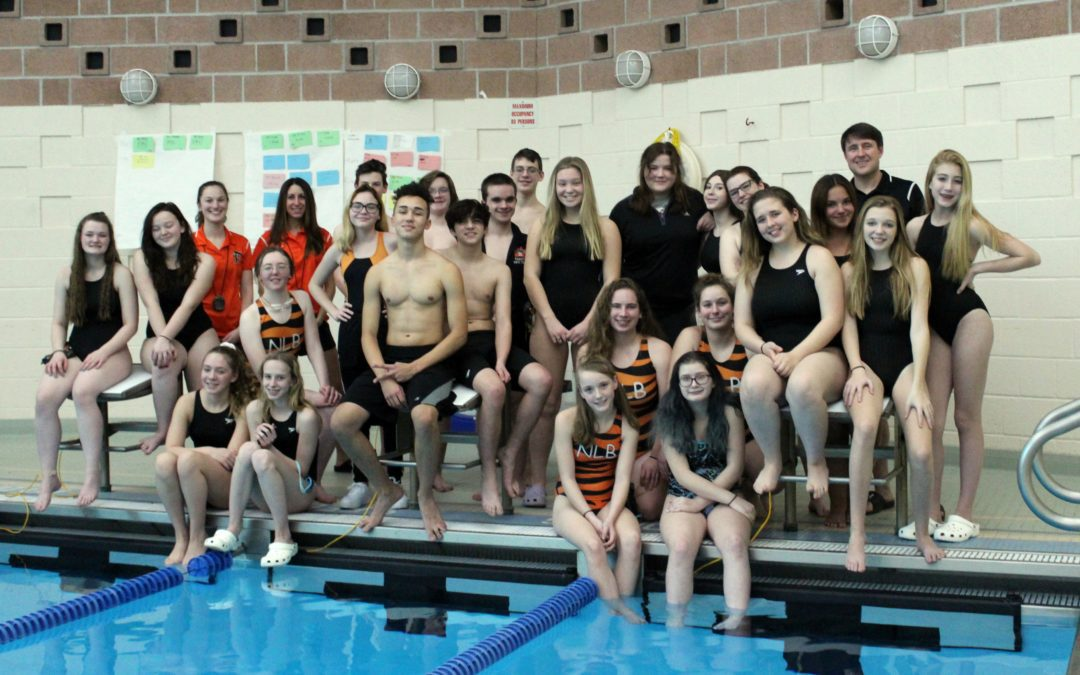 Berlin/New Lebanon Swim Team Has A Great Season