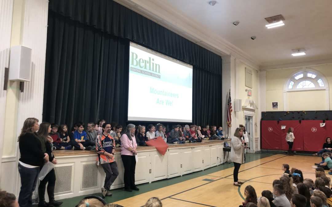 January 2020 BES Character Education assembly