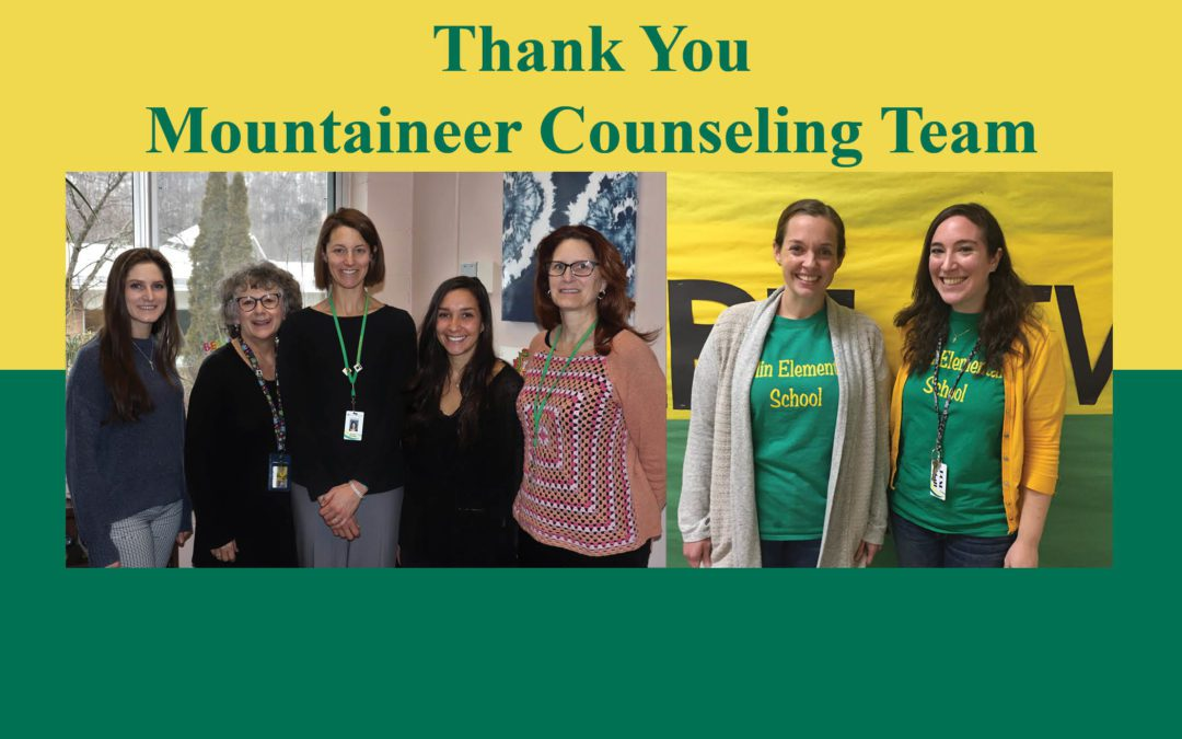 National School Counseling Week February 3–7