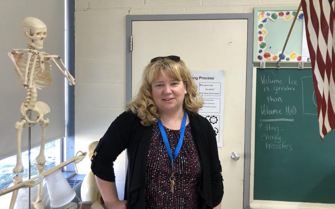 Meet Mary Lou Hunt, Science Teacher