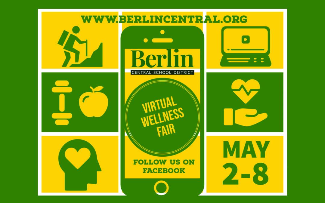 BCSD Virtual Wellness Fair May 2-8