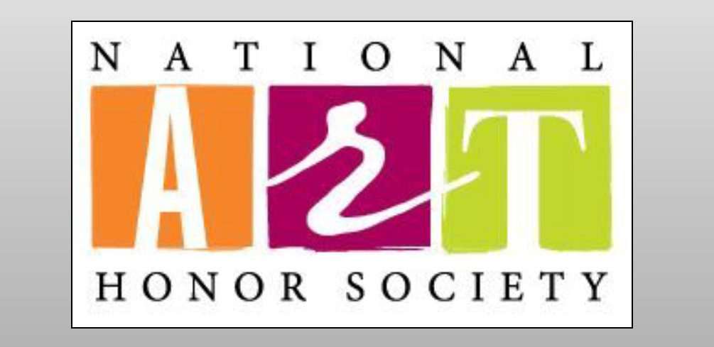 National Art Honor Society Induction Ceremony