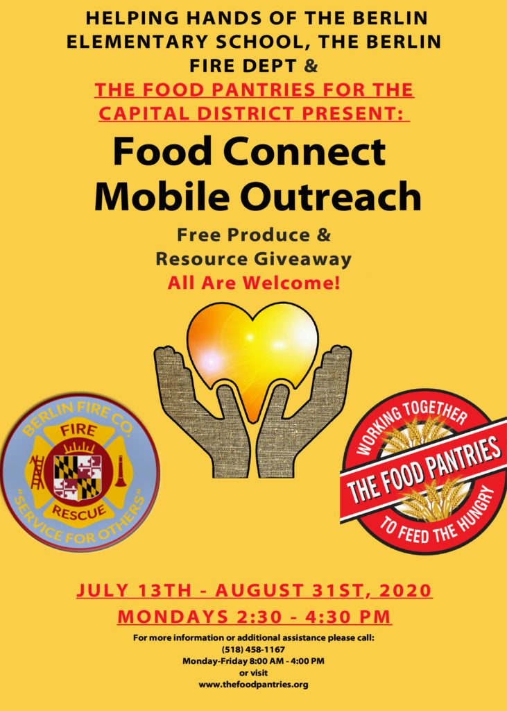 Food Connect Flier