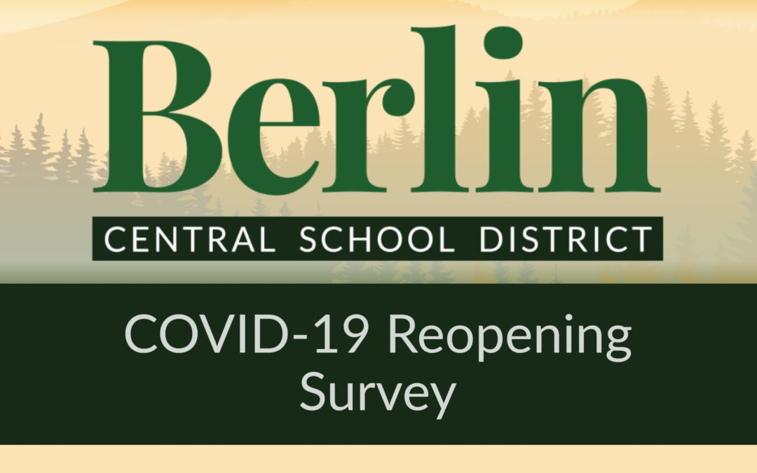 School Reopening Parent Survey