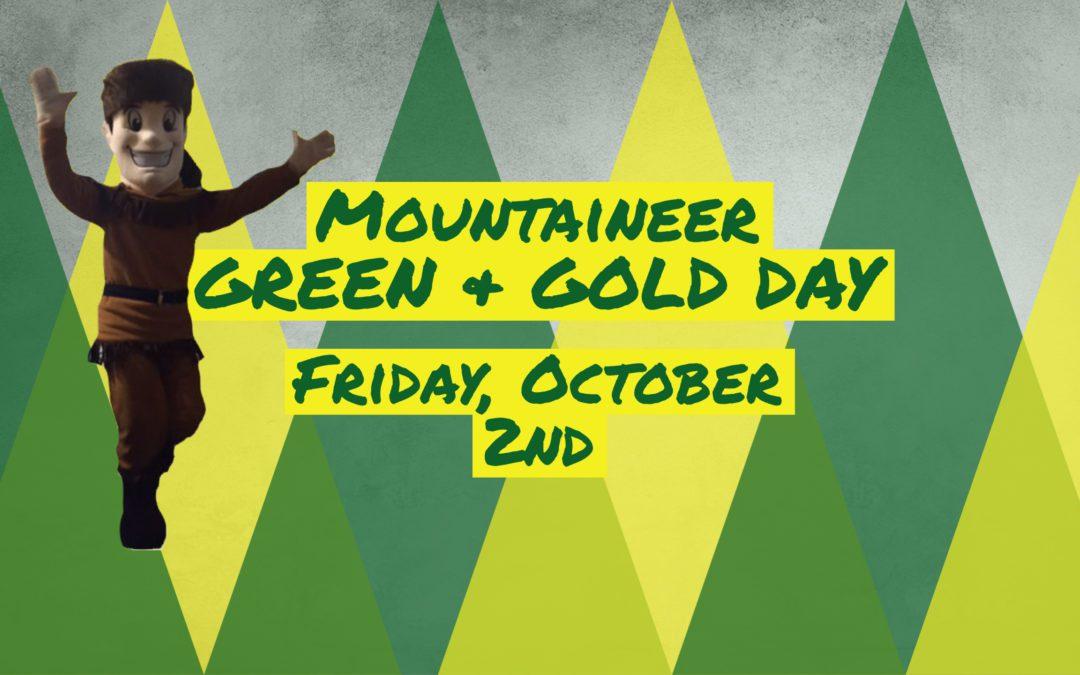 BCSD Green & Gold Day