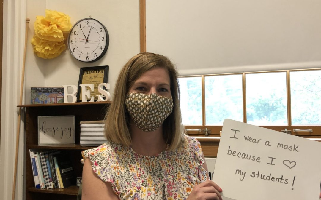 BCSD Shares Why We Wear A Mask