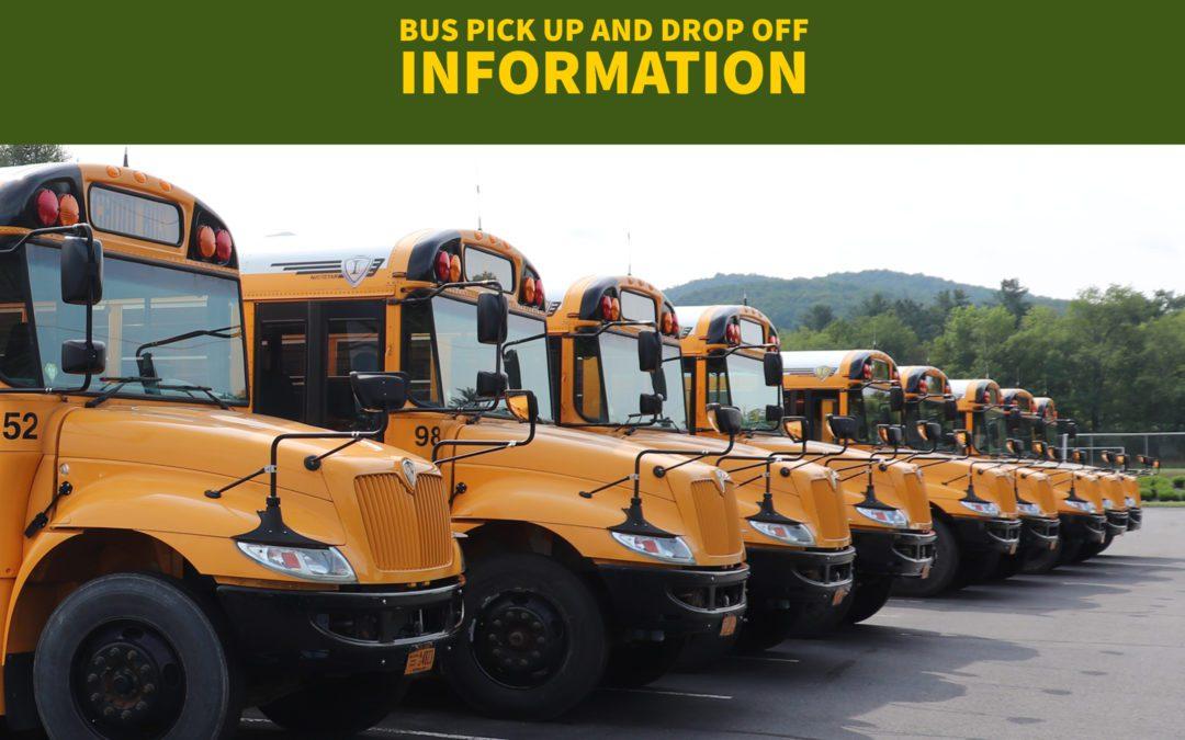 UPDATE: BCSD Transportation