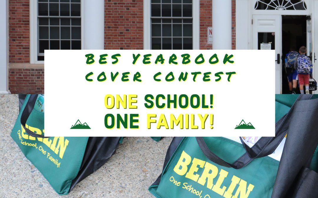 BES Announces Annual K-5 Yearbook Cover Contest