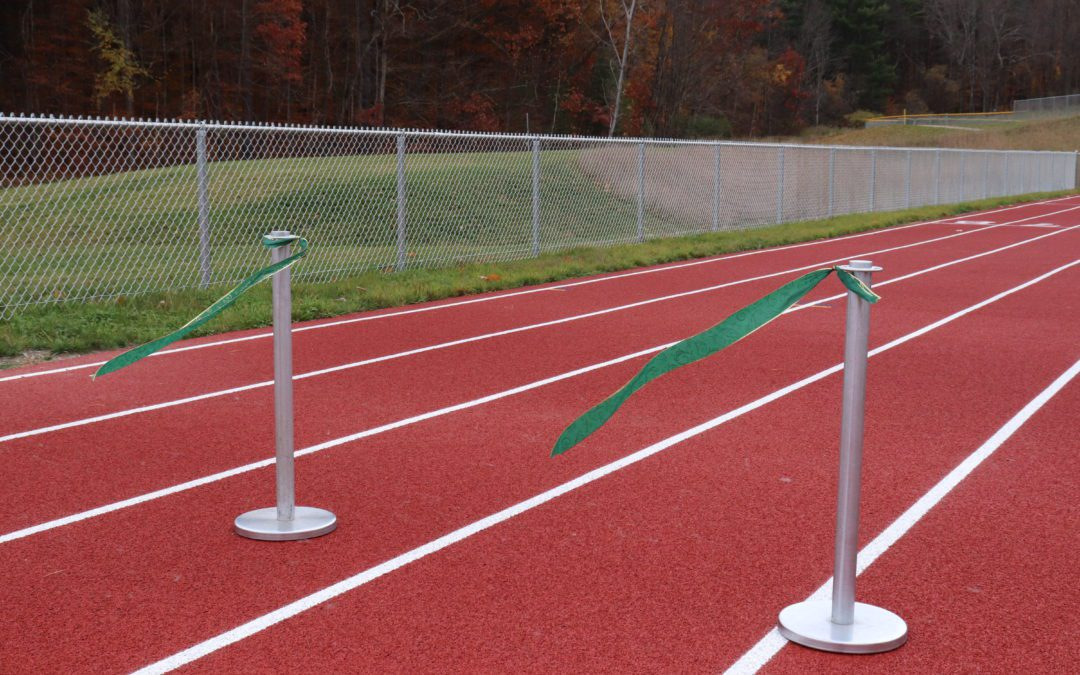 The BCSD Track Is Open!