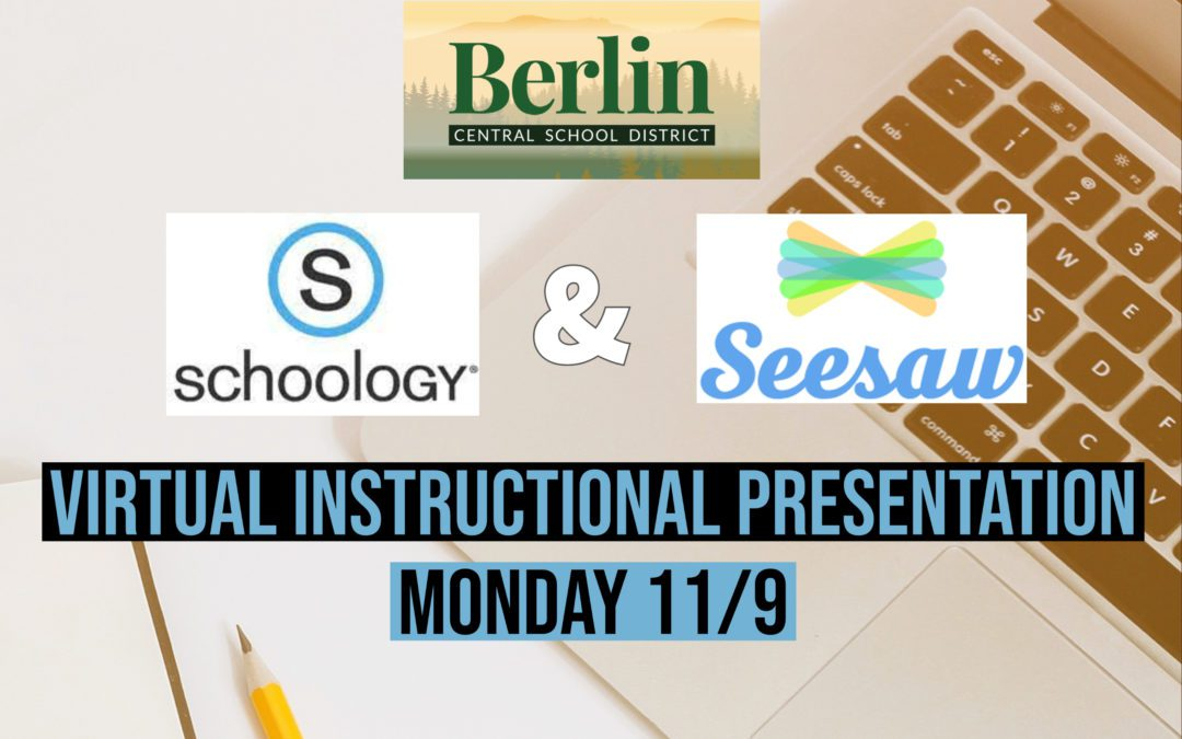 BCSD Families: Technology Support Presentations Set for Nov. 9